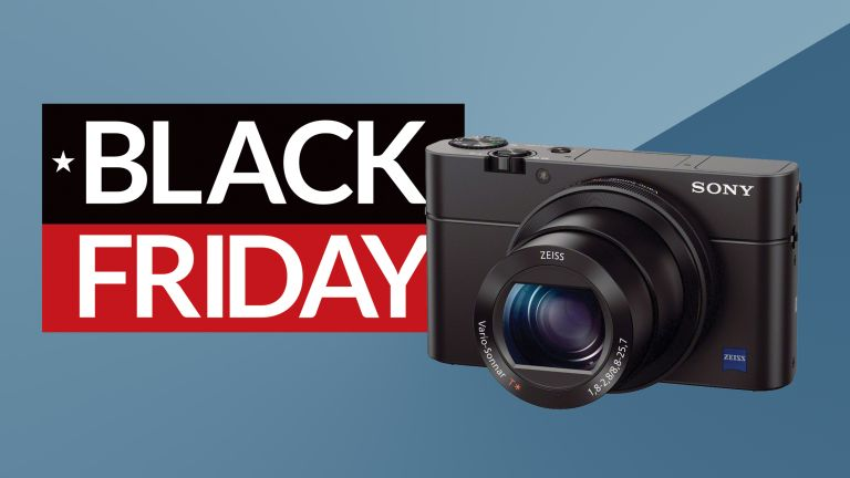 Sony RX100 III Black Friday deals