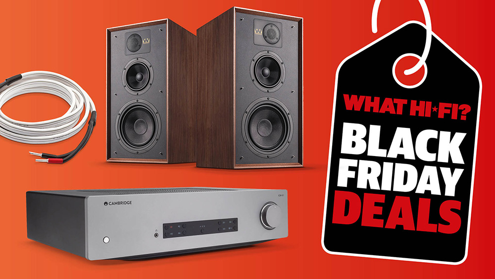 Best Black Friday Hi Fi And Audio Deals Amplifiers Cd Players And Streamers What Hi Fi