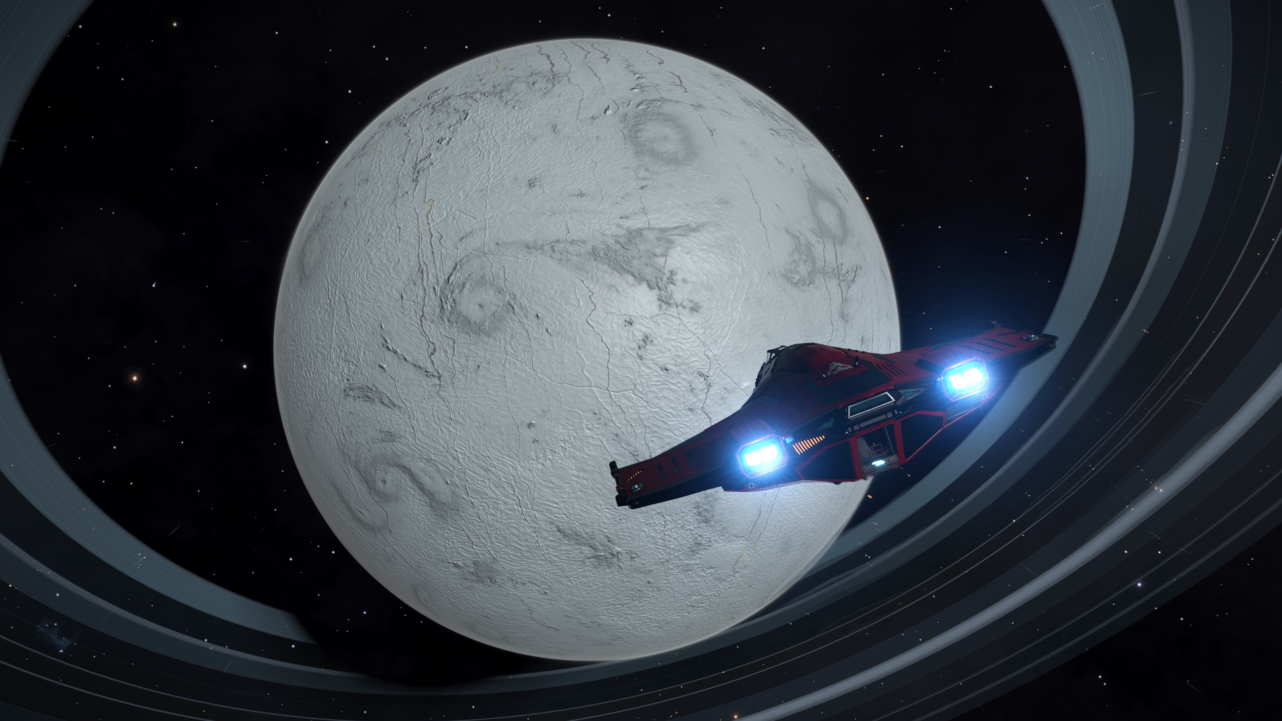 The mind-bending science behind the planets of Elite Dangerous