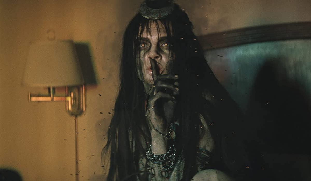 Cara Delevingne as Enchantress in Suicide Squad