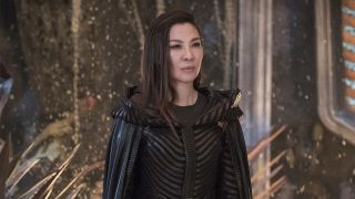 Mirrorverse Georgiou in Star Trek Discovery season 2
