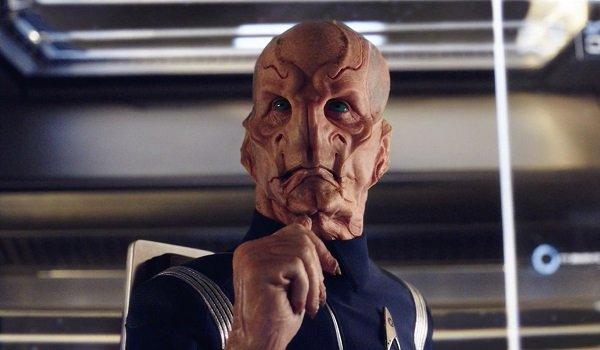 Saru Doug Jones Star Trek: Discovery CBS All Access