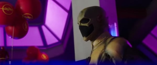 Reverse Flash Ghost The Flash The CW