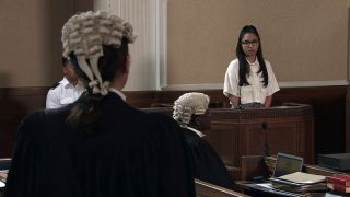 Will Asha Alahan jeopardise the case?