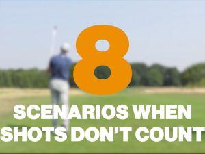 8 Scenarios When Shots Don't Count