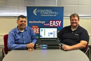 Symetrix Partner Control Concepts Introduces New DSP Service
