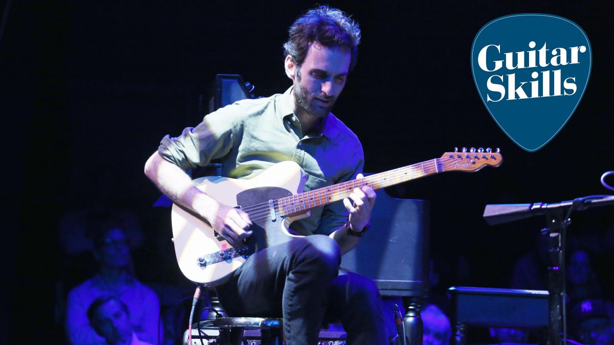 Guitar skills: learn 7 jazzy extended chords and use them in our lesson