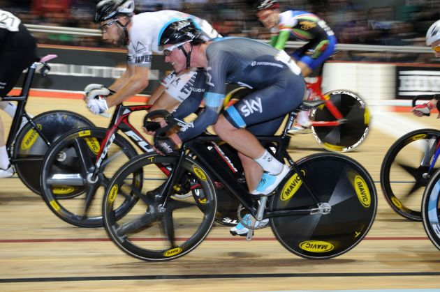 Peter Kennaugh, Revolution Series, January 4 2014, Manchester