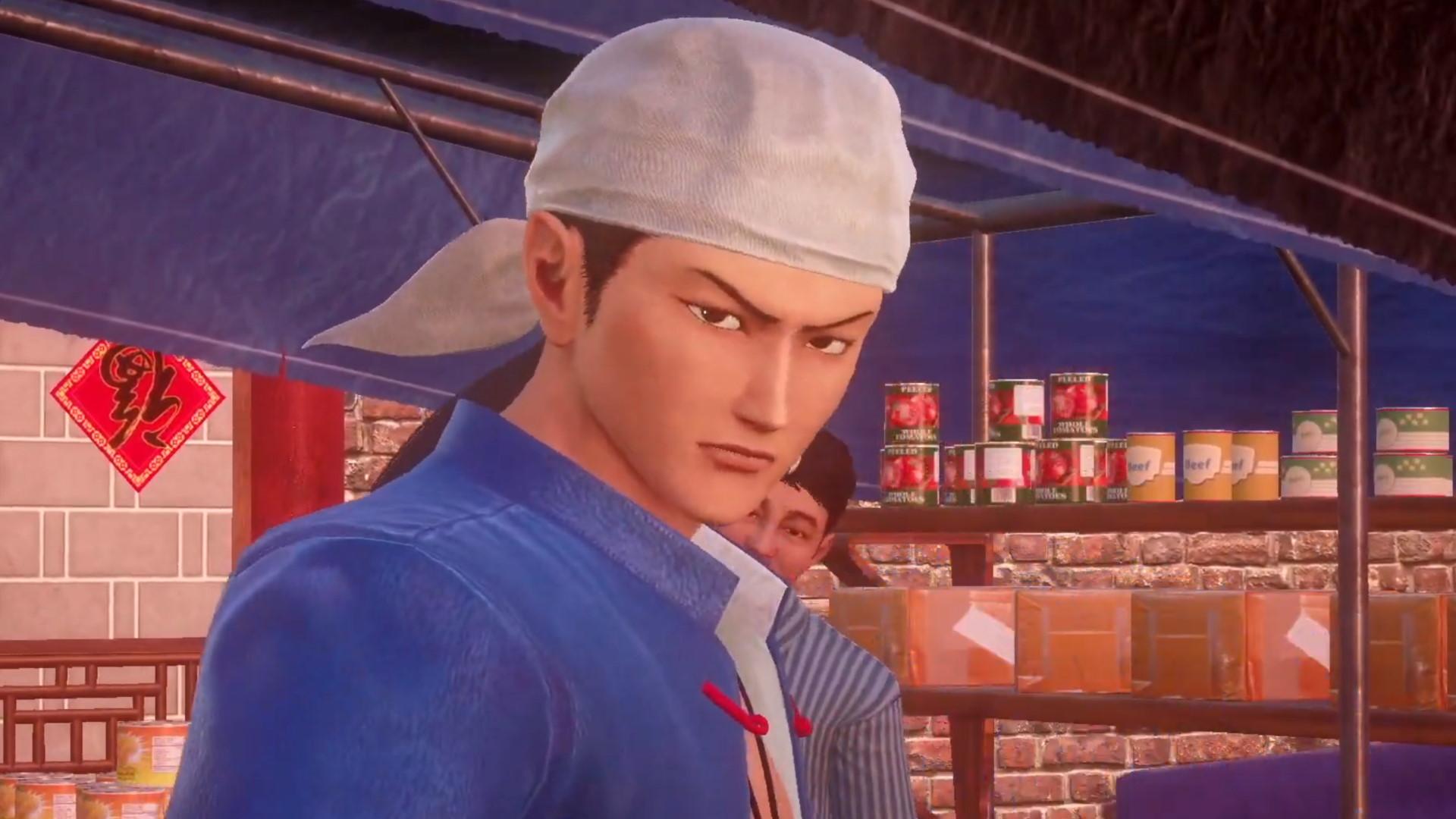 Shenmue 3 mod brings back the original Ren and Lan Di