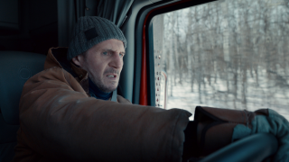 The Ice Road Liam Neeson