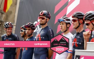 Ineos analysis Giro stage 4