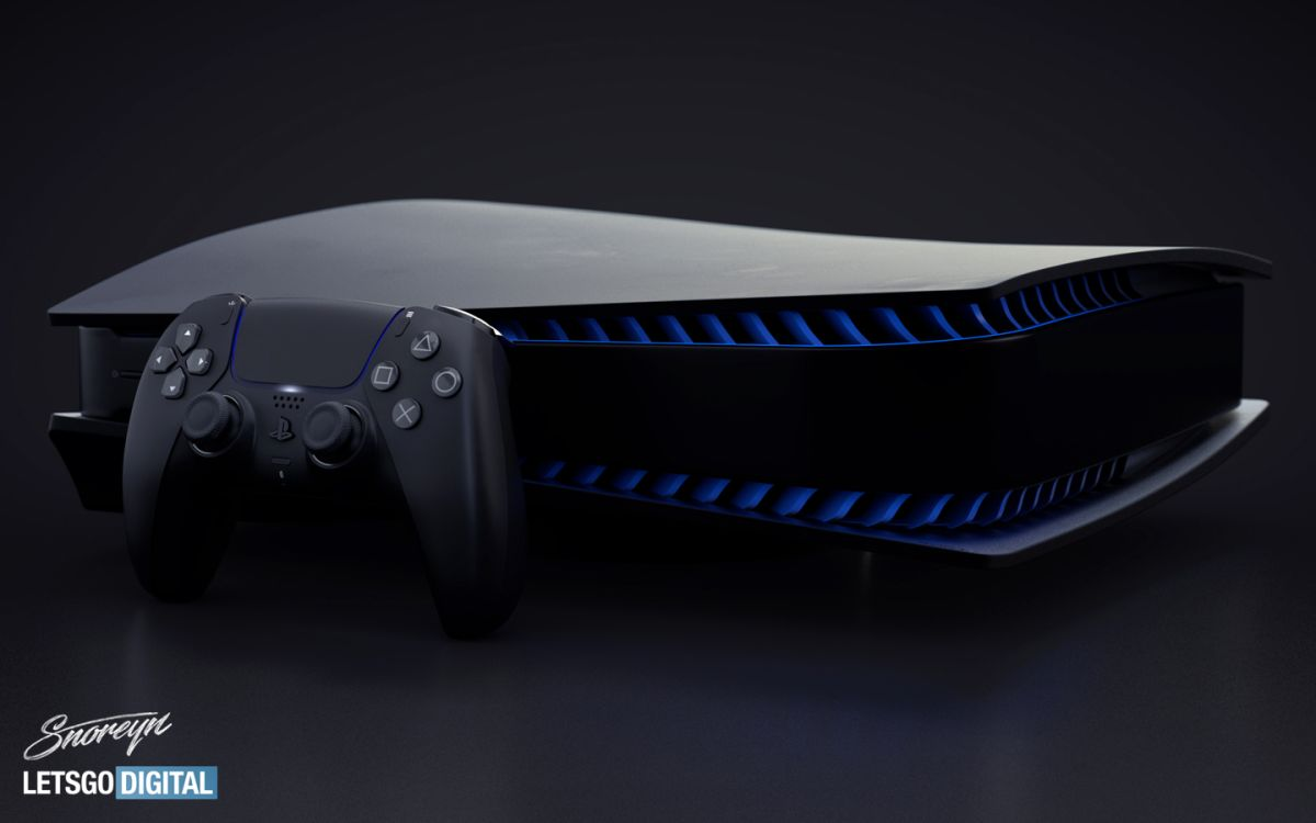 PS5 black edition teased by new controller leak