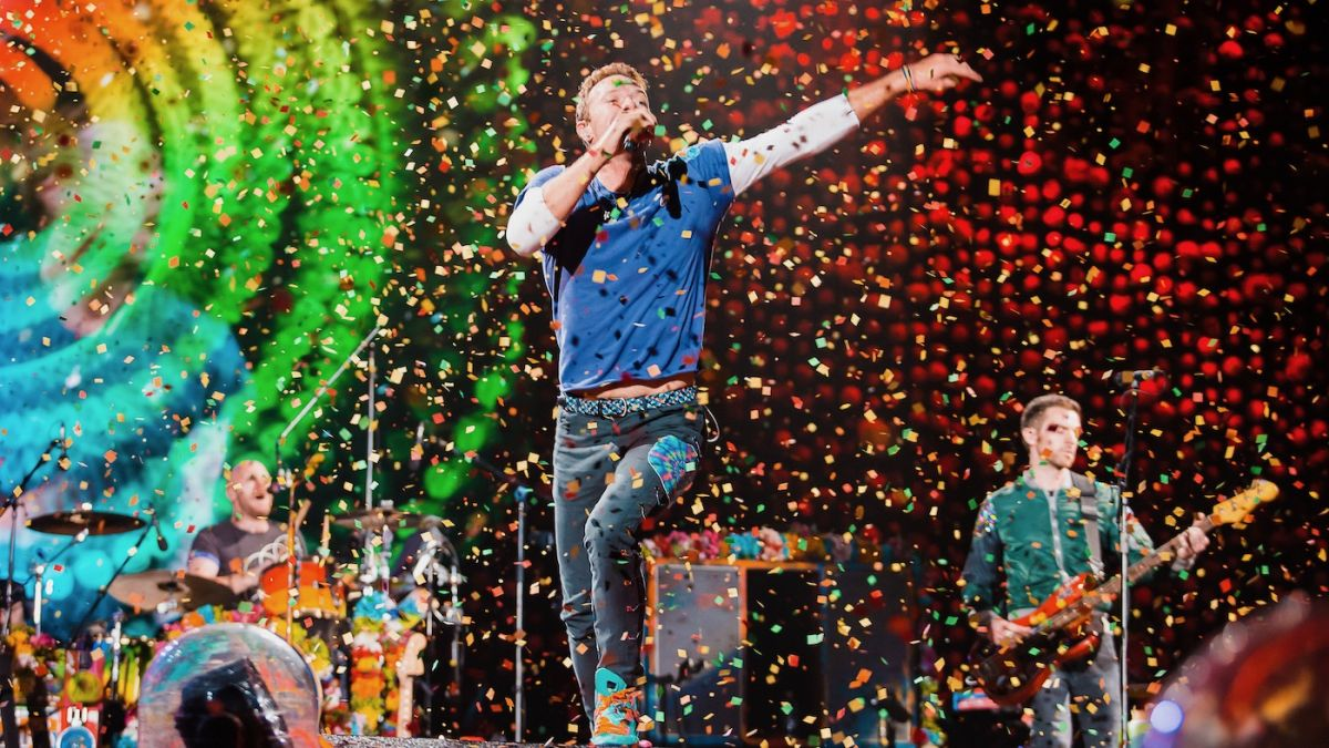 Coldplay discover Pink Floyd, share 10 minute prog rock single Coloratura