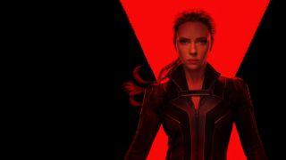 Scarlett Johansson som Marvels Black Widow