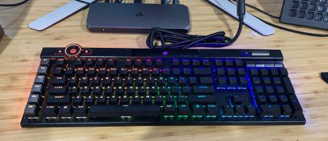 Corsair K100 RGB Mechanical Gaming Keyboard review