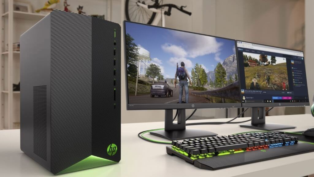 Bring home this Rocket Lake desktop with a GeForce RTX 3060 Ti for ,269