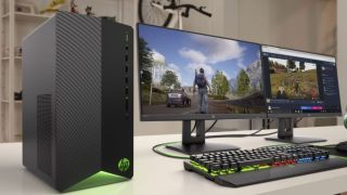 You can snag this HP Pavilion desktop with a GeForce RTX 3060 Ti for $1,269