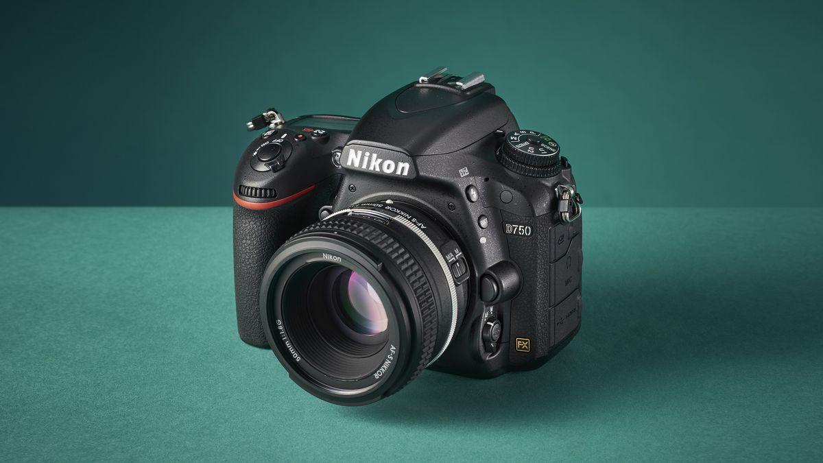 Nikon D750 Techradar