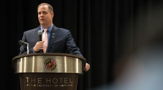 NASA Administrator Jim Bridenstine told attendees of the Planetary Defense Conference April 29 that enhanced efforts were necessary to detect and characterize more near Earth objects.
