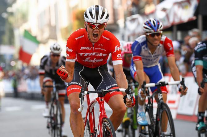 Toms Skujins wins Tre Valli Varesine