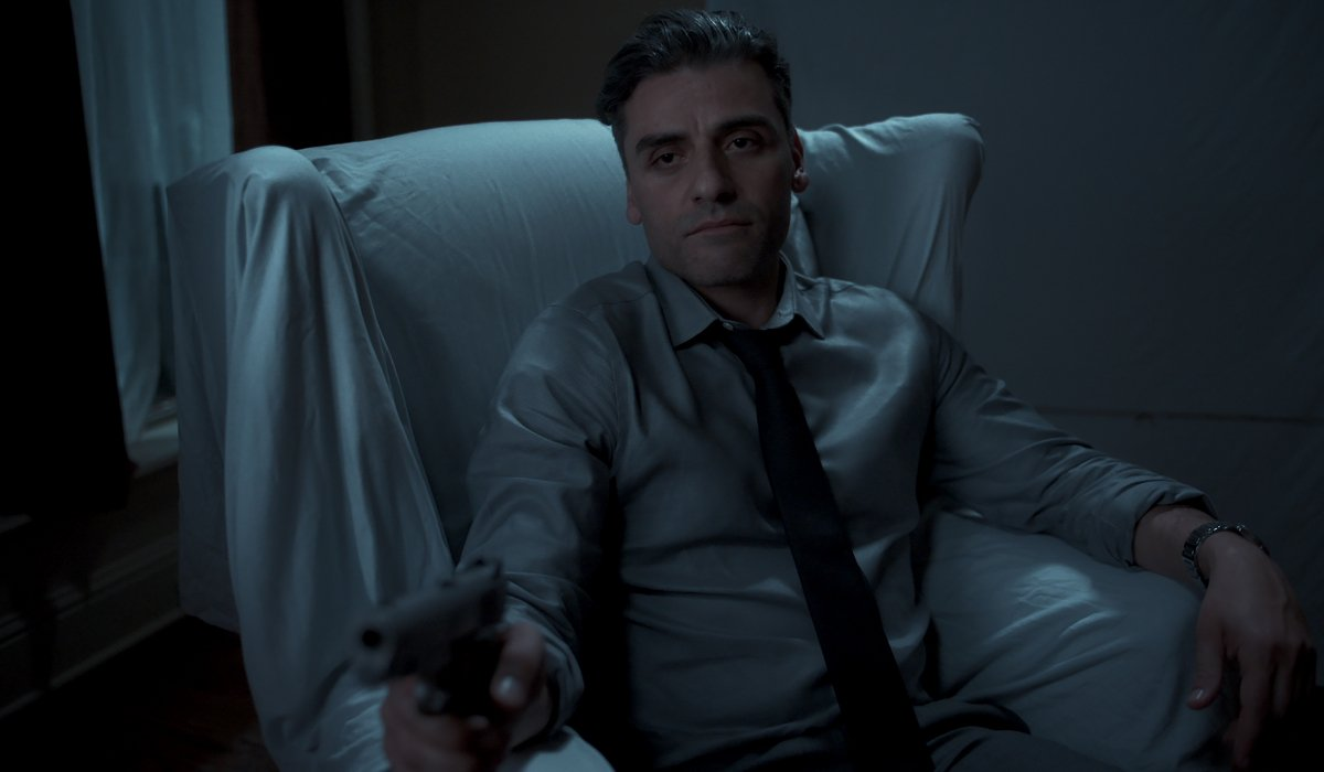 The Card Counter Review: Oscar Isaac's Riveting Performance Is The Only Highlight In An Otherwise Dismal Waste