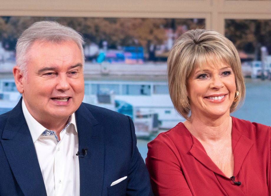 Ruth and Eamonn