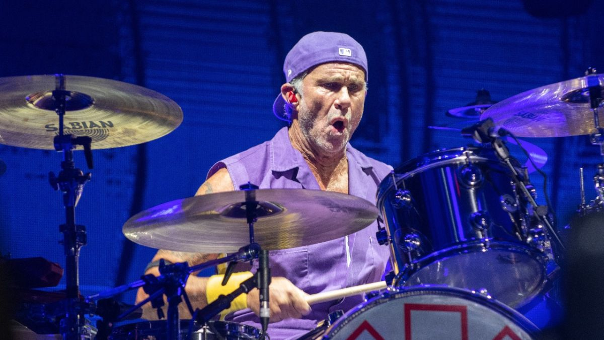 """Chad Smith offers update on new Red Hot Chili Peppers album: """"There's something coming. We're coming for you"""""""