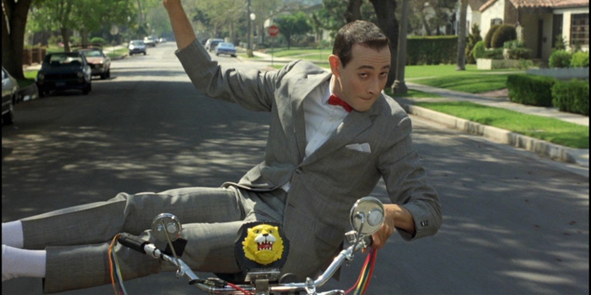 Paul Reubens - Pee-Wee's Big Adventure