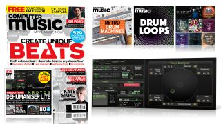 Get a free sound design processor worth £34, Joe Ford in-studio video, 3 sample packs and more
