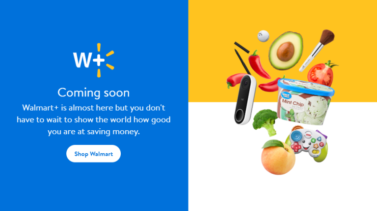 Walmart Plus price launch date perks