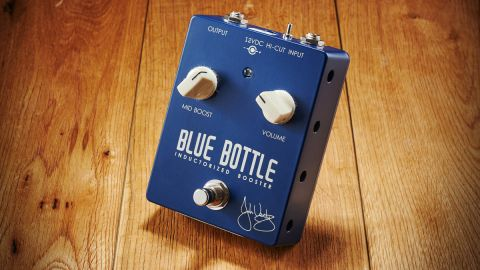Effectrode Blue Bottle Inductorized Booster review