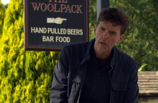 Angry dad Marlon Dingle wants answers and apologies from Bob