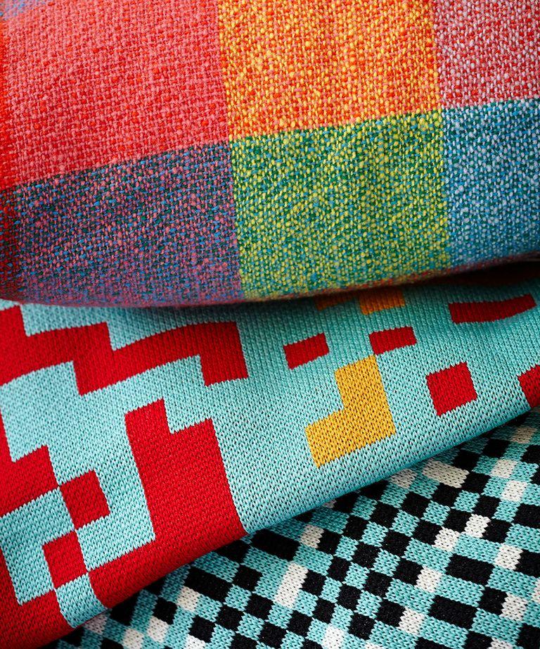 Christian Zuzunaga textile designer