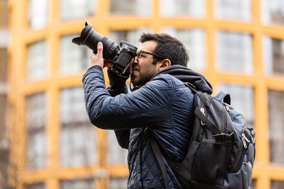 To a better photographer become how