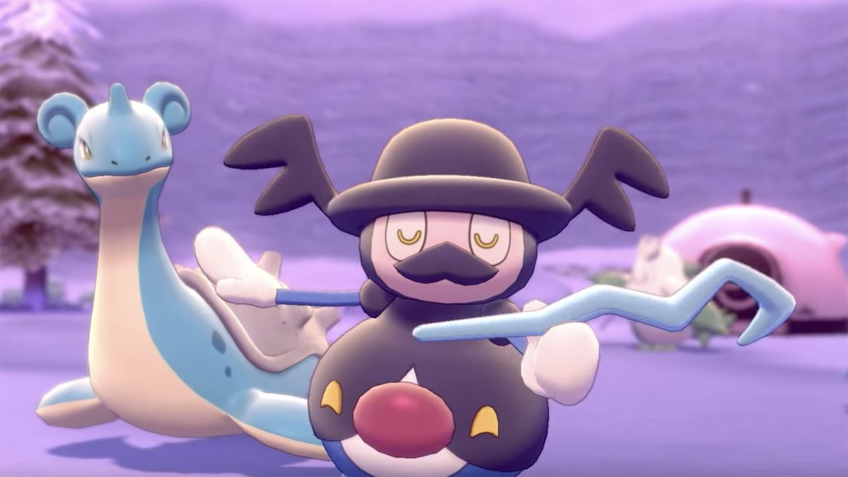 Pokemon Sword and Shield's latest Japanese trailer teases new Pokemon