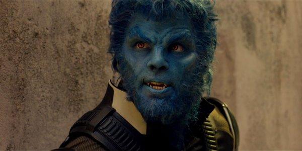 Beast X-Men Apocalypse nicholas hoult