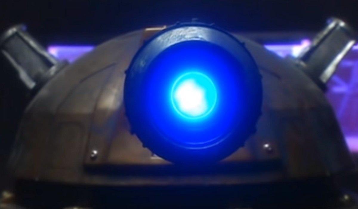 Dalek Doctor Who BBC America