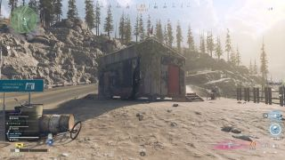 Warzone Survival Camps, Rambo POW dog tags and combat bow locations
