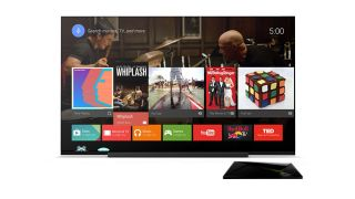 Android TV OS main features