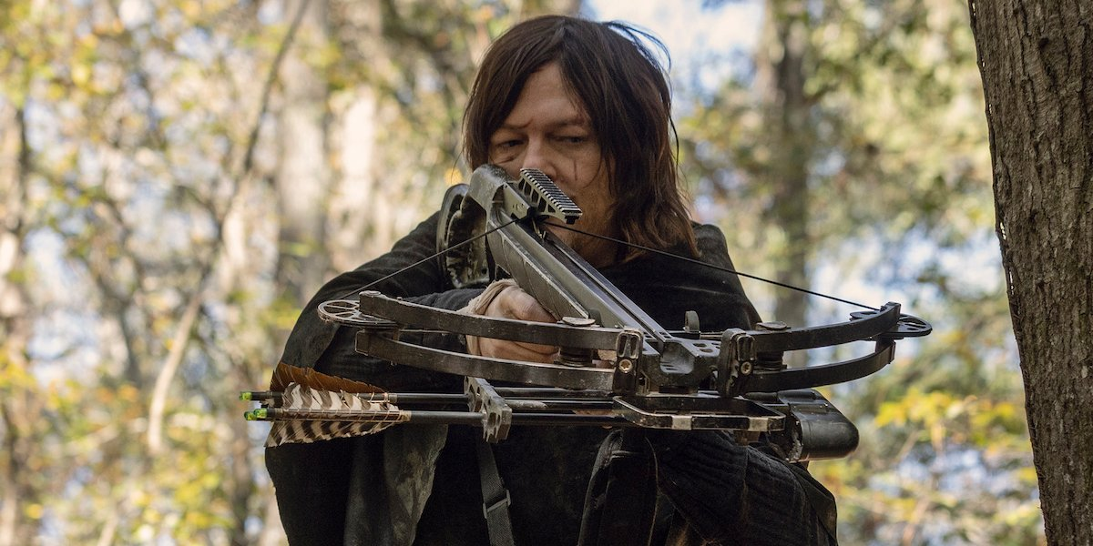 The Walking Dead Is Ending With Season 11, But Daryl And Carol Fans Will Be Happy