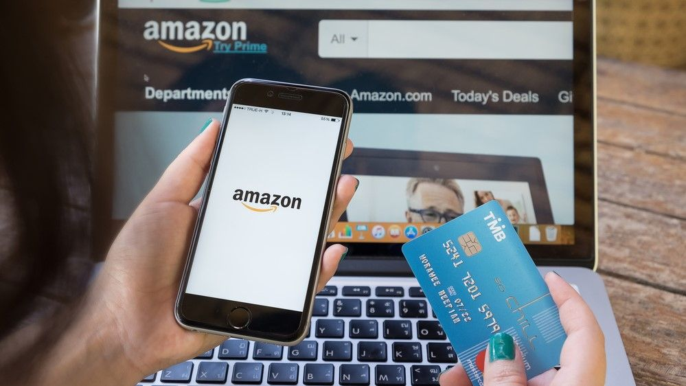 Get £10 off a £25 spend when you install the Amazon Assistant browser extension