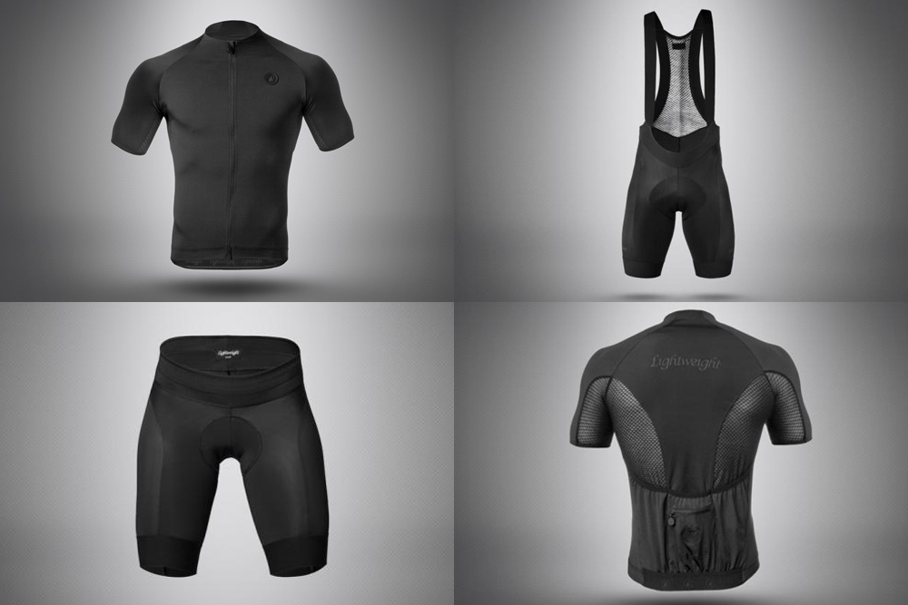 Lightweight clothing