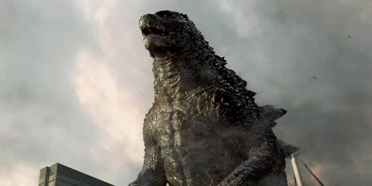 Godzilla in 2014's Godzilla