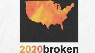 NIN Pandemic 2020 merch