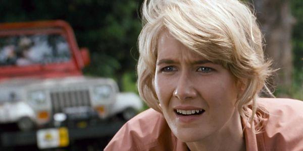 Laura Dern in Jurassic Park