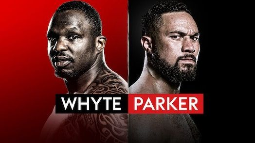 How to watch the Whyte vs Parker fight: live stream the boxing online from anywhere