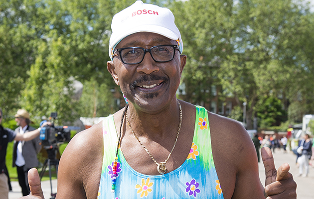 Mr Motivator bbc one health fitness programme