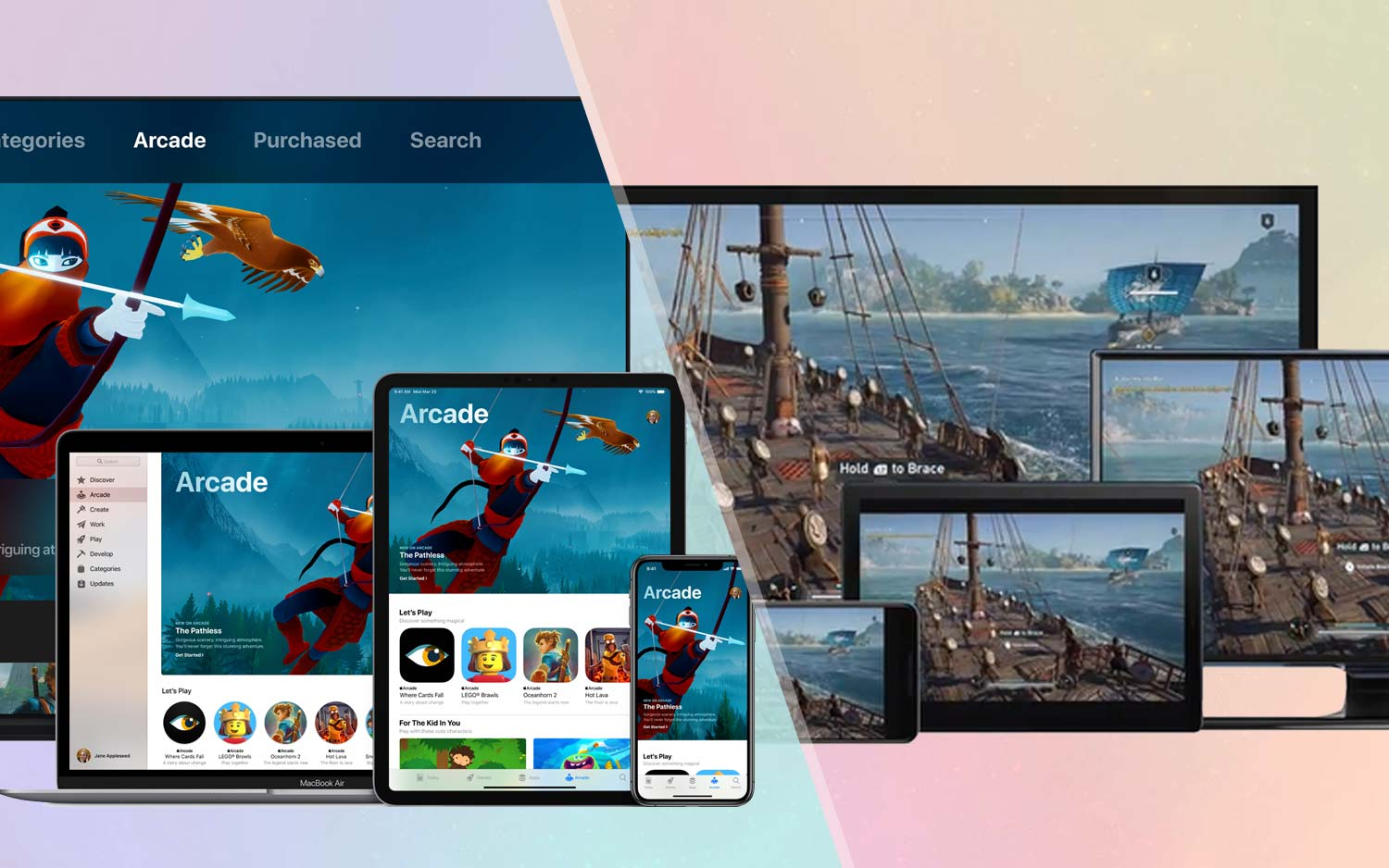 Apple Arcade vs  Google Stadia: Which Gaming Service Will