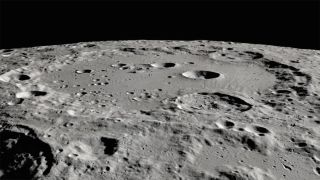 """Lunar """"cold traps"""" bode well for future Artemis astronauts, NASA says."""