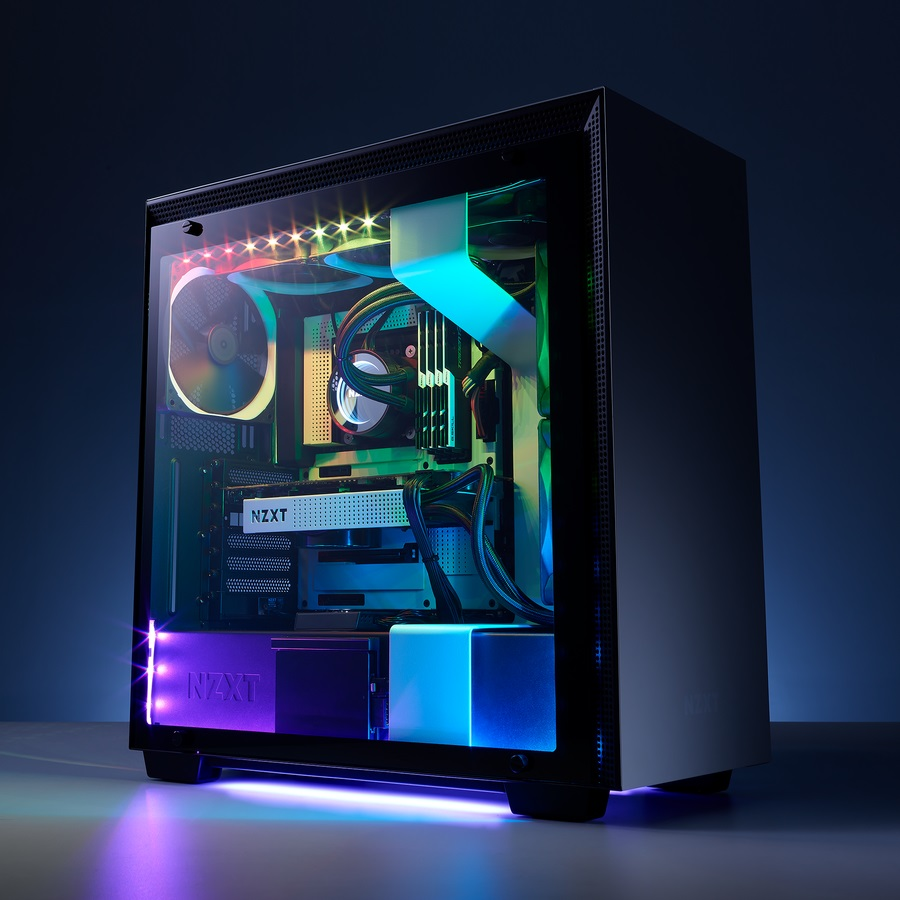 NZXT HUE 2 review | PC Gamer